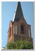 odnawianie zabytków kościelnych bez rusztowań, roboty wysokościowe i dostęp linowy zastępuje nam rusztowania